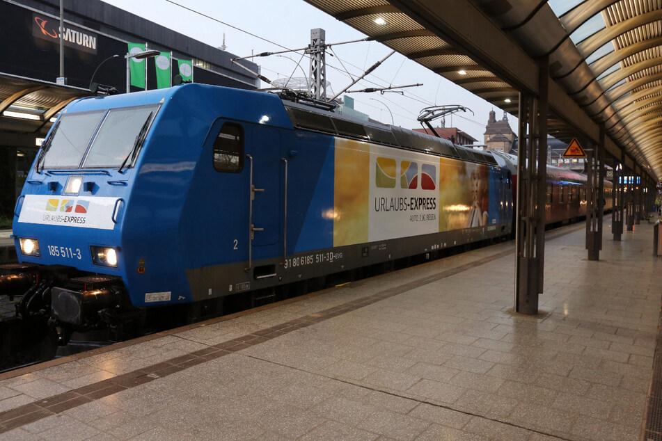 Der Urlaubs-Express soll von Basel nach Binz fahren und dabei in mehreren deutschen Städten halten.