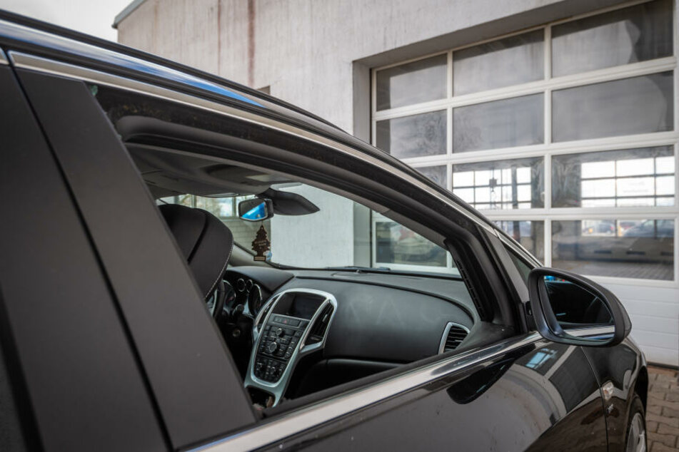 130 Fälle! Autoknacker in Zwickau unterwegs