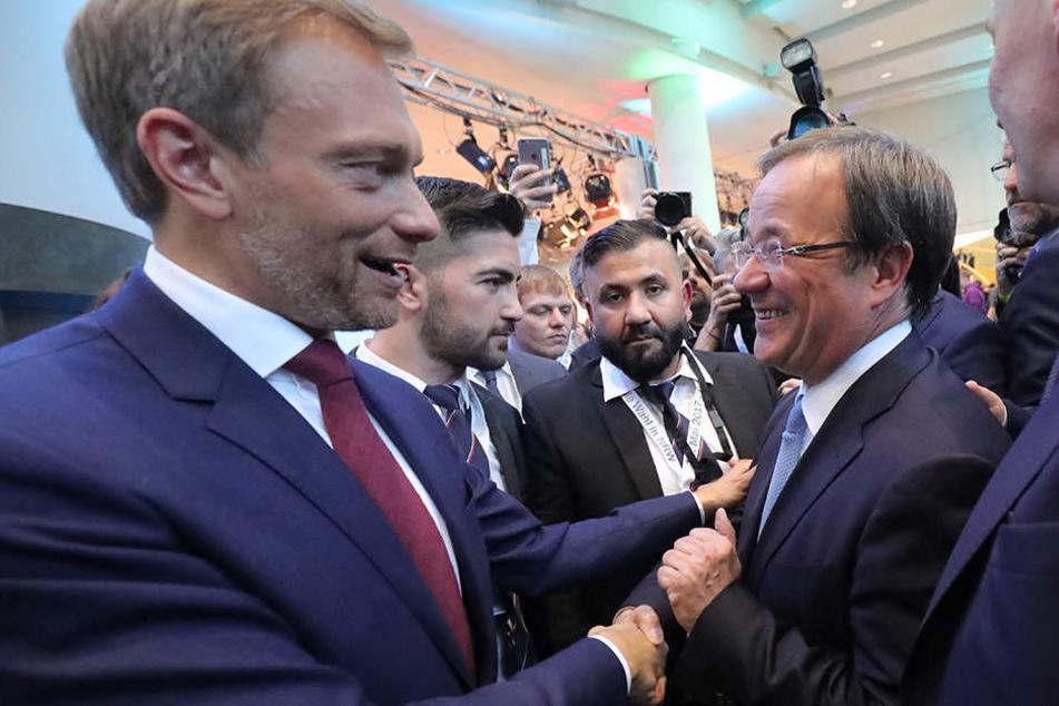 Können CDU und FDP miteinander in NRW regieren?