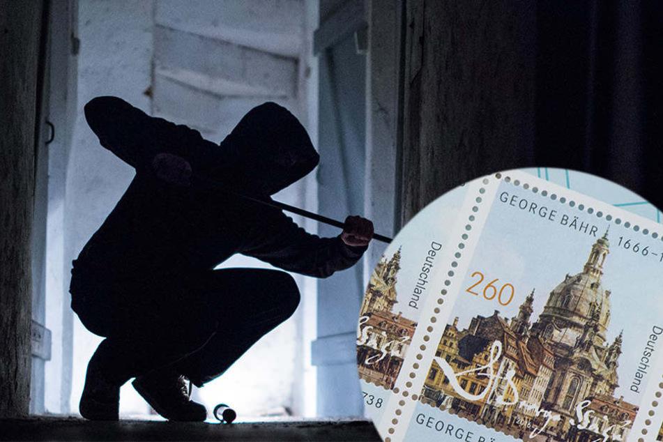 Erst gelang es den Einbrechern nicht, die Türen aufzubohren, dann scheiterten sie an einem Wandtresor (Symbolbild).