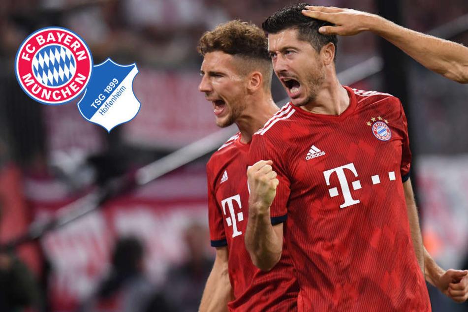 Harter Kampf! Bayern-Sieg gegen Hoffenheim bei Debüt von Kovac