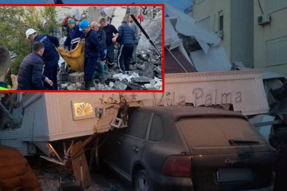 20 Tote und Verletzte bei Erdbeben der Stärke 6,4