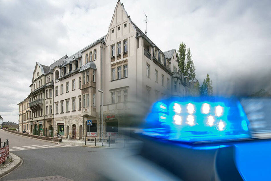 Auf der Hauptstraße in Radebeul baute der Audi-Fahrer einen Unfall (Symbolbild).