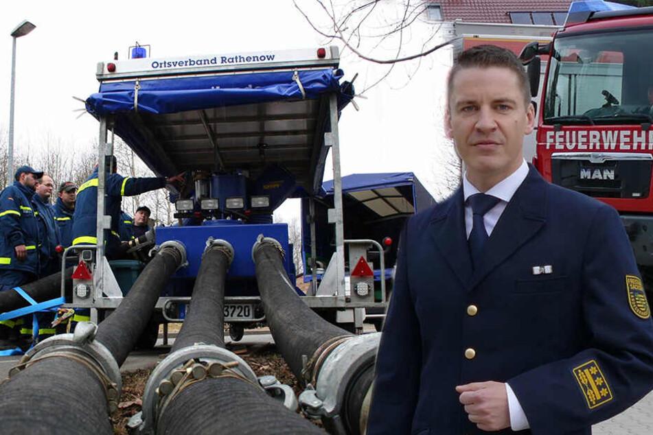 Hochwasserschutz an der Würschnitz: Jetzt streitet auch die Feuerwehr mit