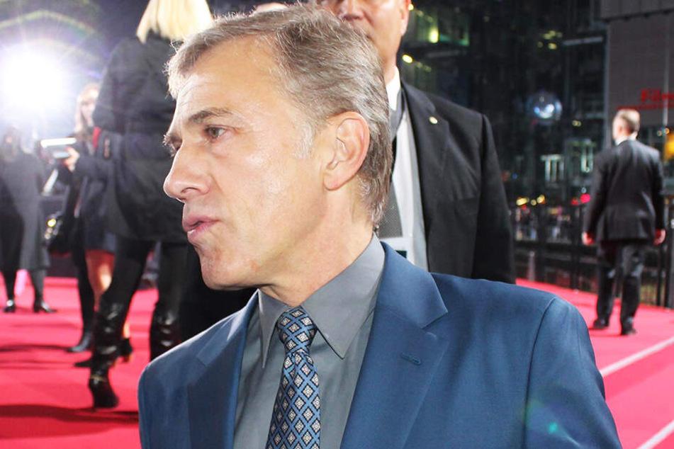 """Christoph Waltz wird wie in """"Spectre"""" den Schurken Ernst Stavro Blofeld spielen."""