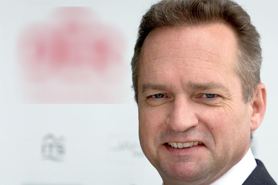 Sören Hartmann (54), Touristik-Chef bei DER Touristik.