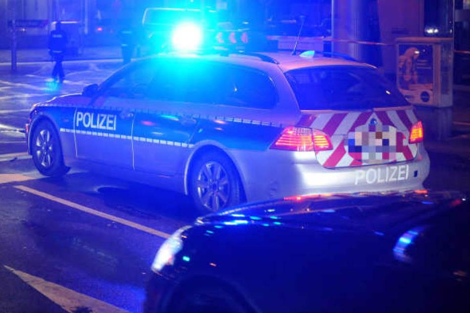 Die Polizei war wegen des Unfalls nach Schönwölkau gerufen worden. Dort entdeckten die Beamten den 17-jährigen Fahrer. (Symbolbild)