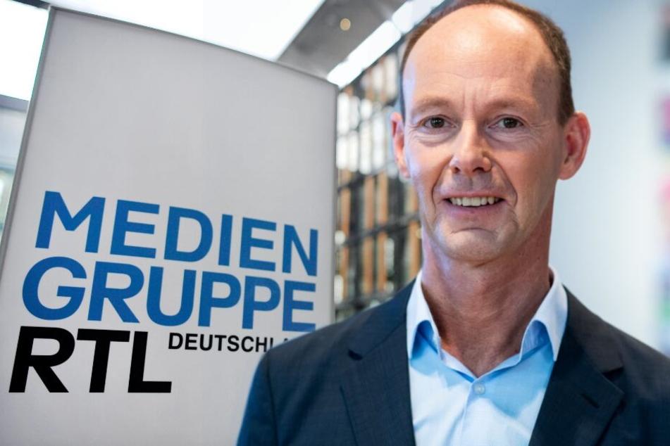 Kein Unbekannter in der Medien-Szene: RTL hat neuen Chef