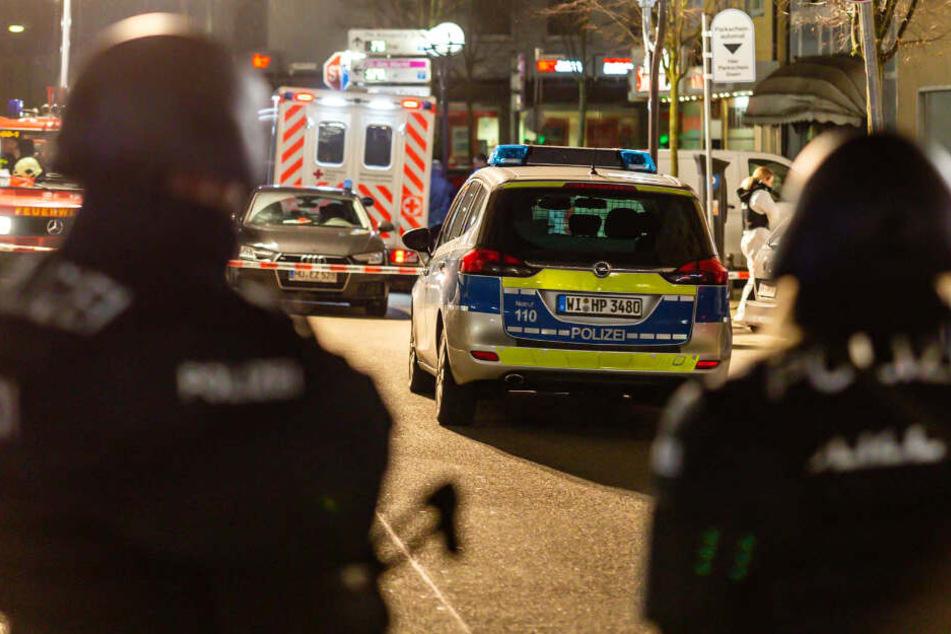 In der Innenstadt von Hanau kam es zu einem Anschlag mit zahlreichen Toten.