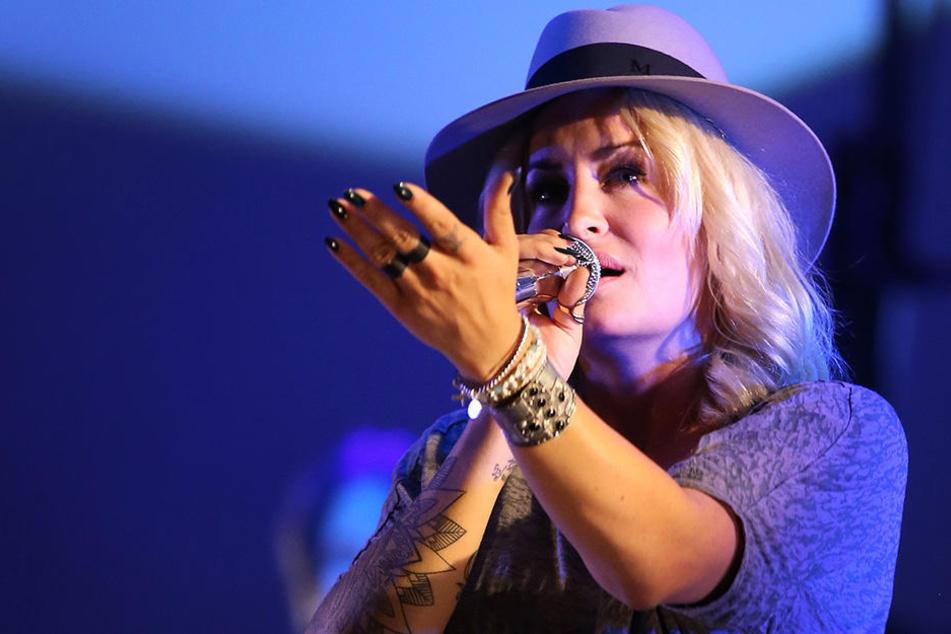 Singt jetzt Deutsch: Sarah Connor (36).