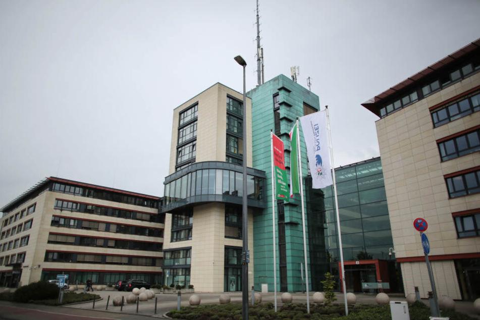 Der Vorfall ereignete sich am Polizeipräsidium in Köln-Kalk (Archivbild)