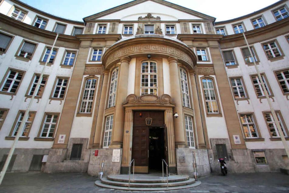 Der Prozess wird vor dem Landgericht Frankfurt geführt (Archivbild).