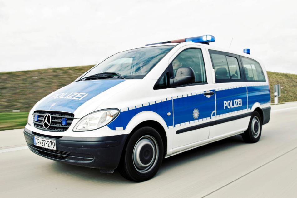 Die Bundespolizisten verhafteten den Mann. (Symbolbild)