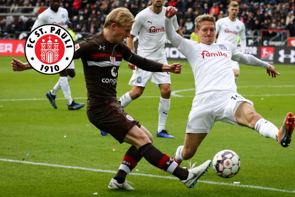 Tabellenspitze verpasst! St. Pauli verliert Nord-Derby gegen Holstein Kiel