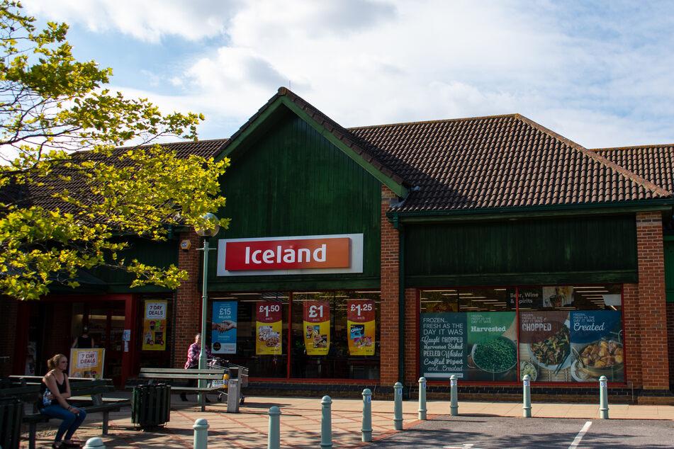 In einem Iceland-Supermarkt kam es zu dem ekelhaften Vorfall