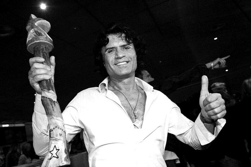 Costa Cordalis verstarb am Dienstag im Alter von 75 Jahren.