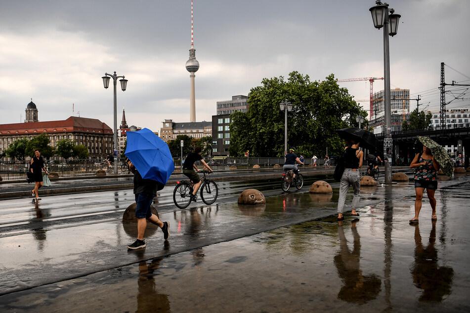 In den kommenden Tagen wird es in Berlin und Brandenburg wieder ungemütlich.