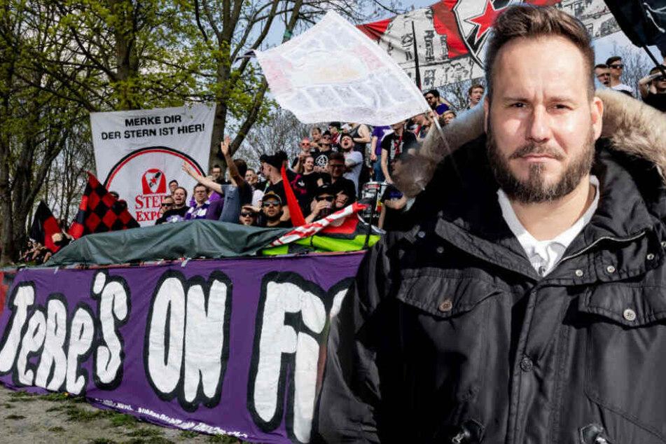 Jens Redlich hat seinen Rücktritt dementiert. (Bildmontage)