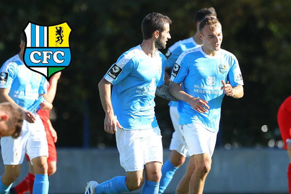 CFC zieht in die nächste Runde ein! Pflichtsieg bei Fünftligist FC Grimma