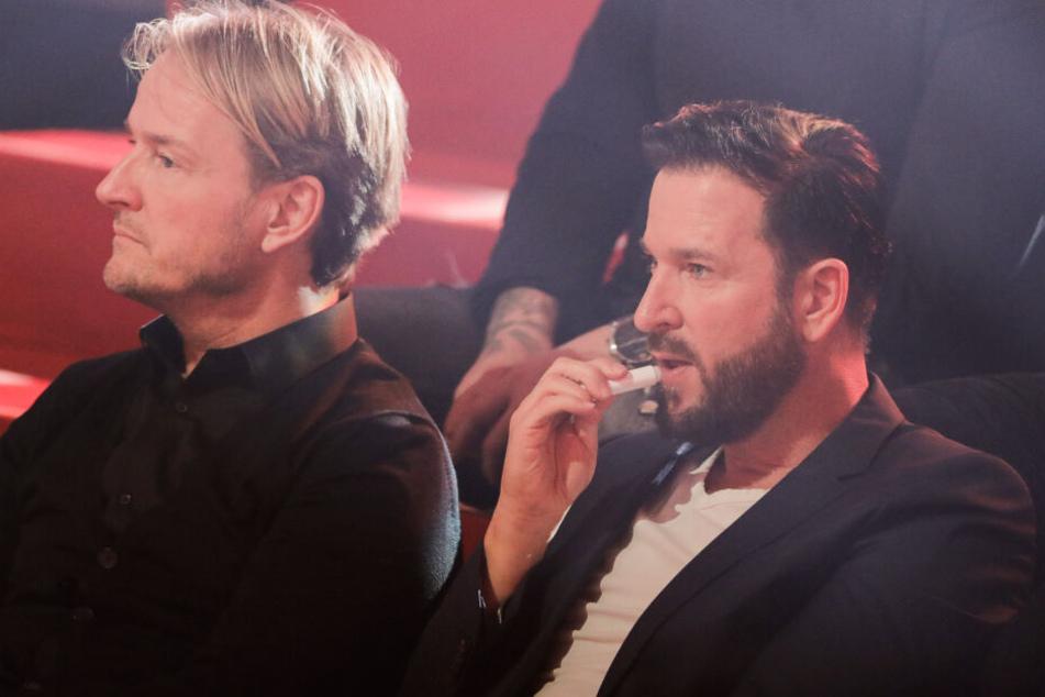 """Michael Wendler während der Live-Show """"Let's Dance"""" am Freitagabend in Köln."""