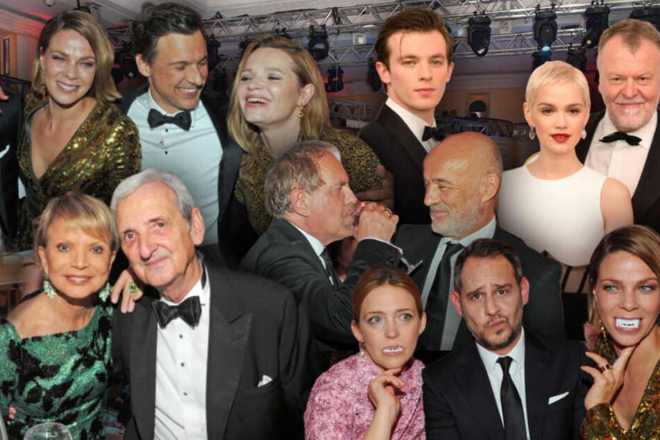 Rauschende Party: So feierten die Stars auf dem Deutschen Filmball