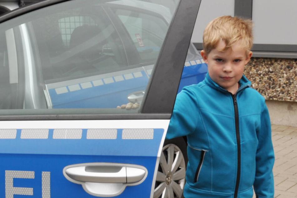 Bewerber immer jünger: Kind (5) steht auf Polizei-Warteliste