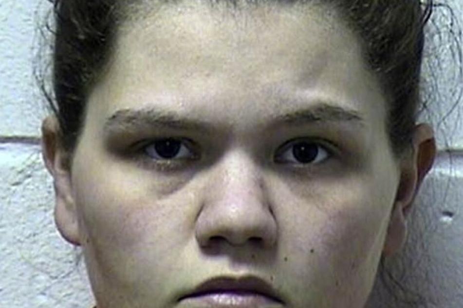 Die Frau wurde zu zehn Jahren Haft verurteilt.