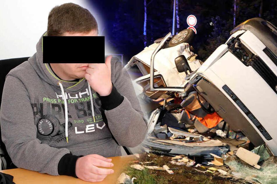 Chemnitz: Todesraser vom Südring muss in den Knast