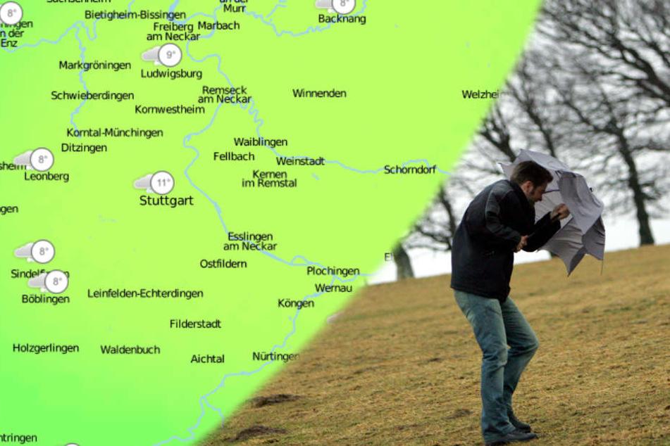Für den Schwarzwald herrscht Unwetterwarnung! (Archivbild)