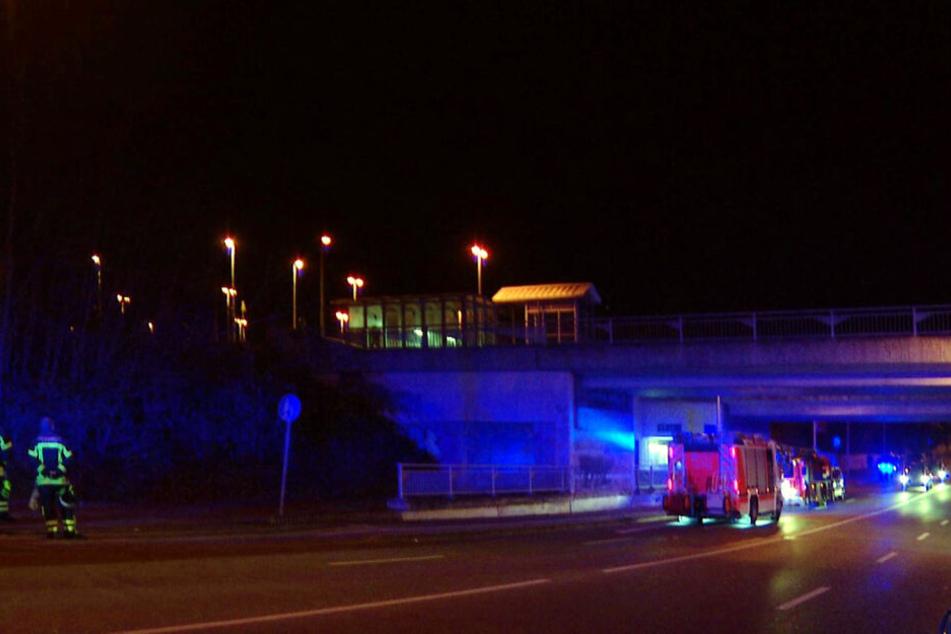 Der Vorfall soll sich in Engelsdorf ereignet haben.