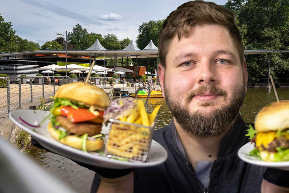 Chemnitz: So schmeckt der Chemnitzer Veggie-Burger