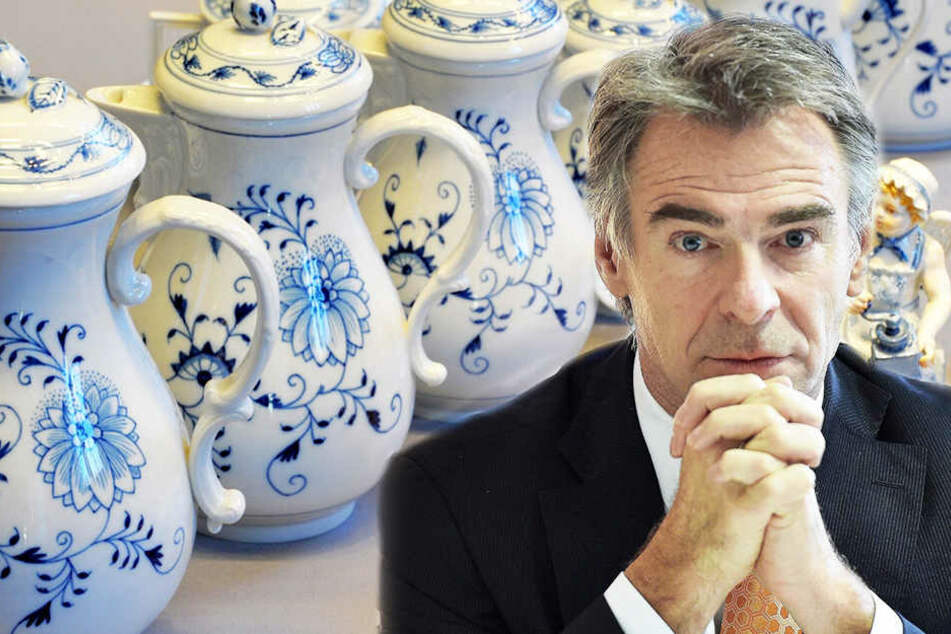 Schock! Darum droht dem Meissener Porzellan das Verkaufsverbot
