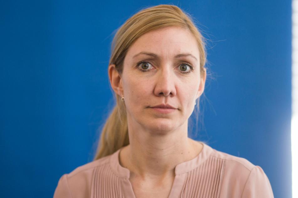 Die Frankfurter Virologin Sandra Ciesek.