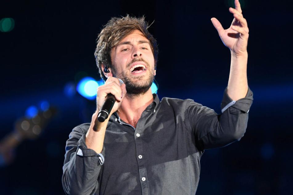 Max Giesinger (29) wird im August im Wasserschloß singen.