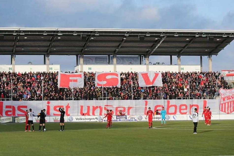 Auf die Unterstützung der FSV-Fans kommt es in der aktuellen  Situation besonders an.