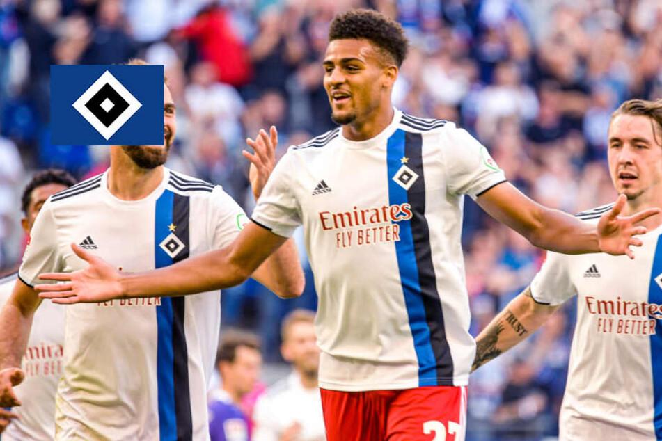 HSV-Youngster erstmals fürs Nationalteam berufen