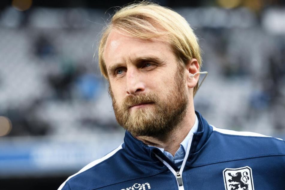 Löwen-Trainer Daniel Bierofka und der TSV 1860 München peilen drei Punkte an.