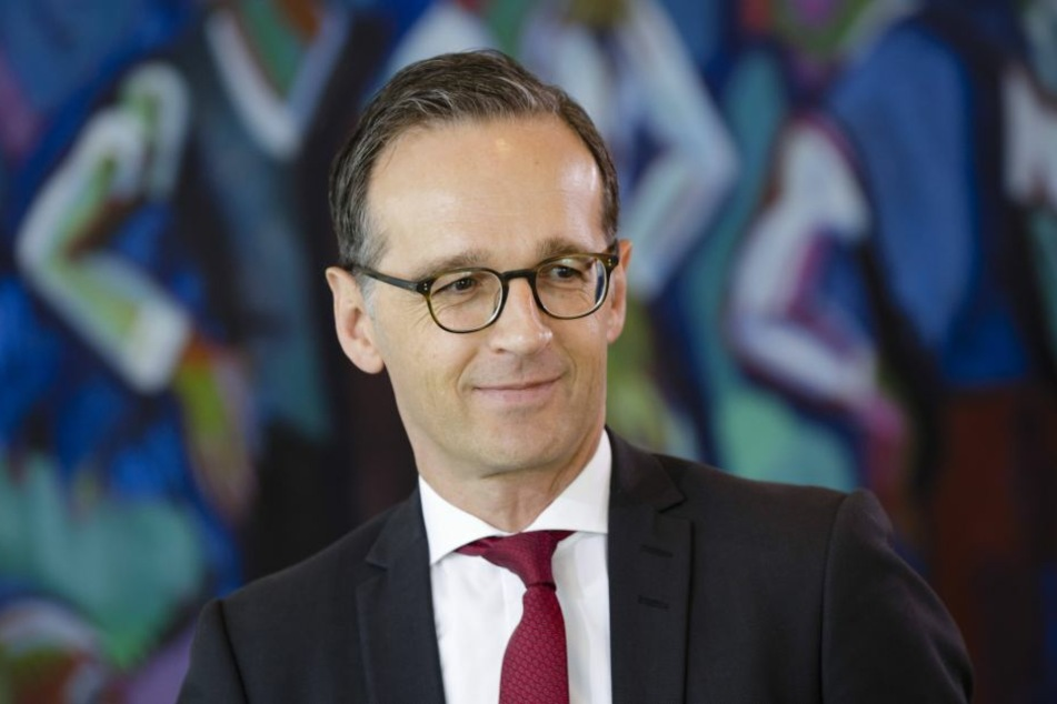 Bundesjustizminister Heiko Maas (50, SPD).