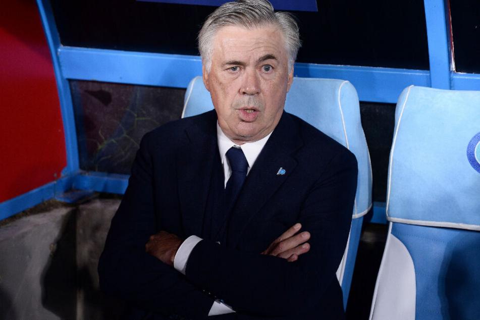 Das war's für den ehemaligen Bayern-Trainer auf der Bank der Neapolitaner.