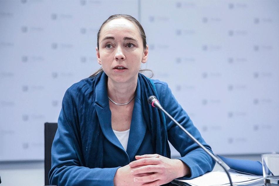 Kristin Kaufmann, Sozialbürgermeisterin.
