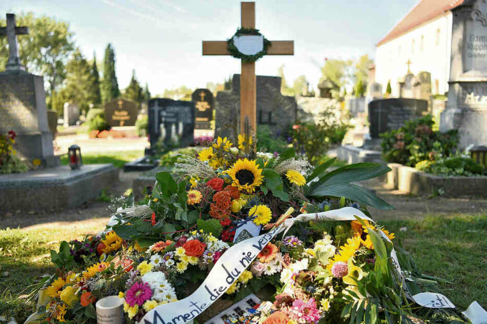 In Amberg wurde die getötete Sophia Lösche auf dem Katharinenfriedhof beerdigt.