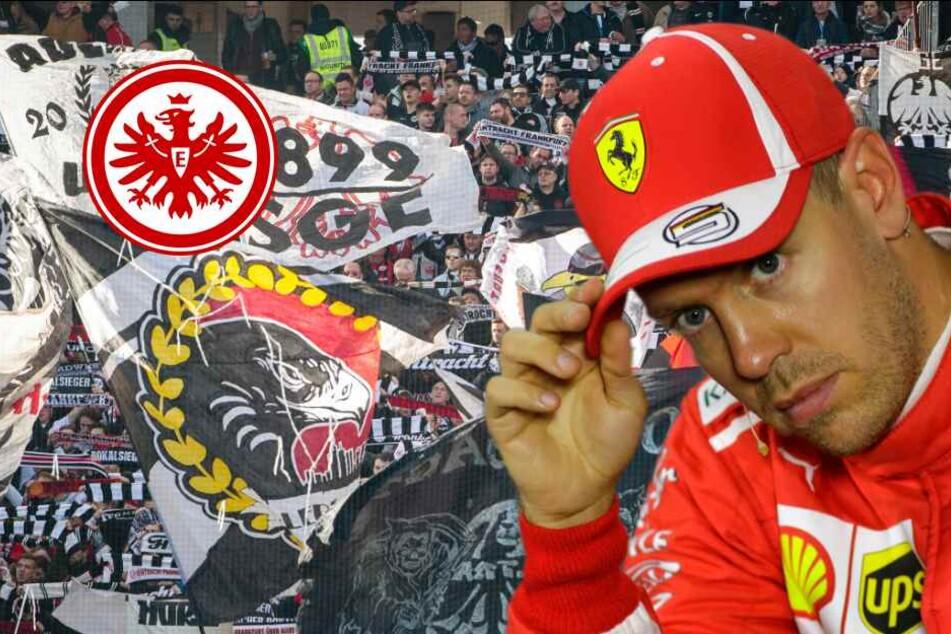 Stunk bei Ferrari, weil Vettel der Eintracht die Daumen drückt?