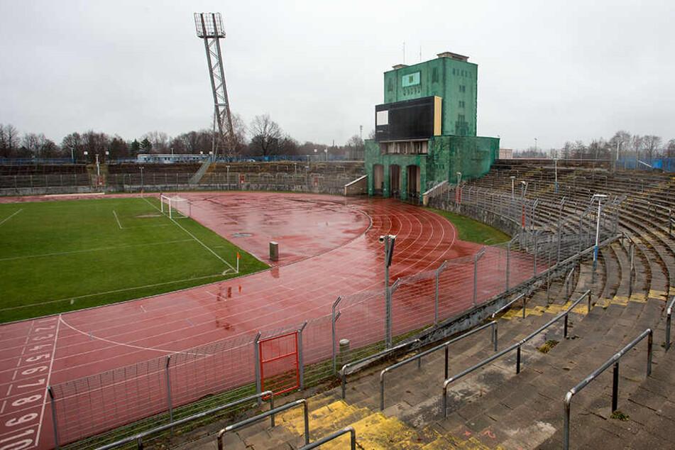 Chemnitz bekommt Millionen für Sportforum-Sanierung und Umbau