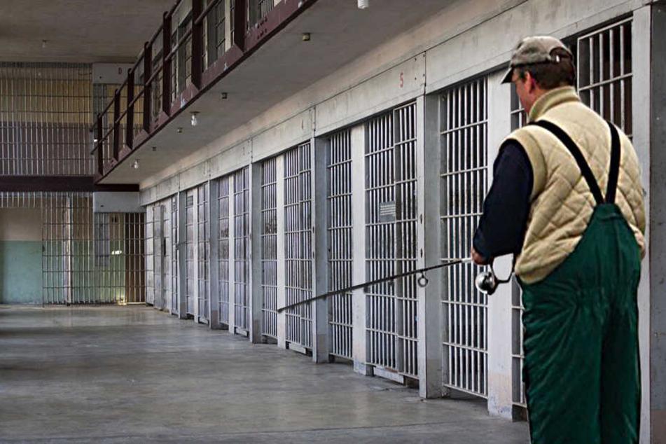 Wegen versuchten Mordes sitzt ein 59-Jähriger derzeit in U-Haft. Bei der Kotrolle zog er statt eines Fischerscheins eine Axt. (Symbolbild)