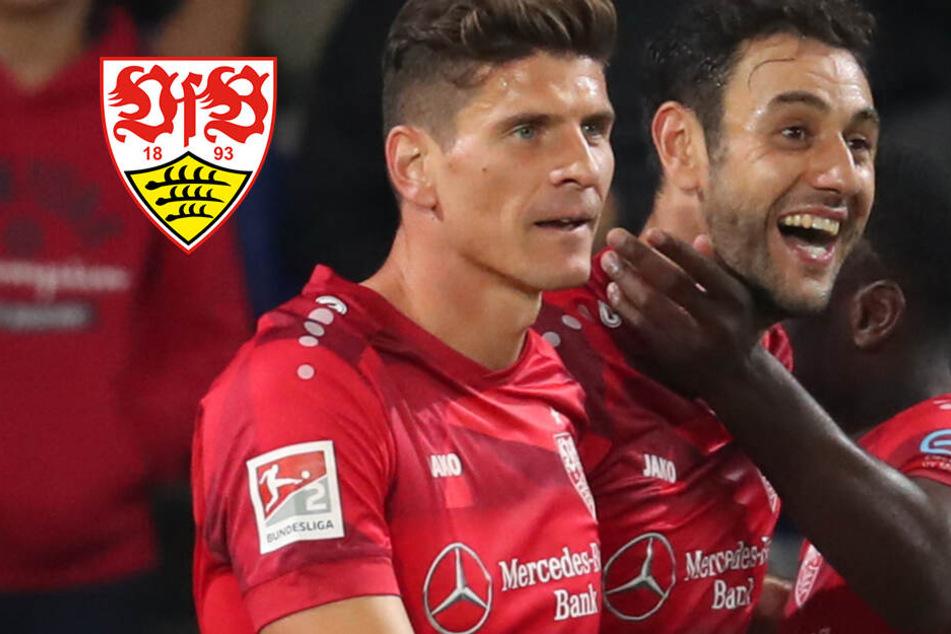 VfB-Stürmer Al Ghaddioui zeigt, warum man ihn verpflichtete