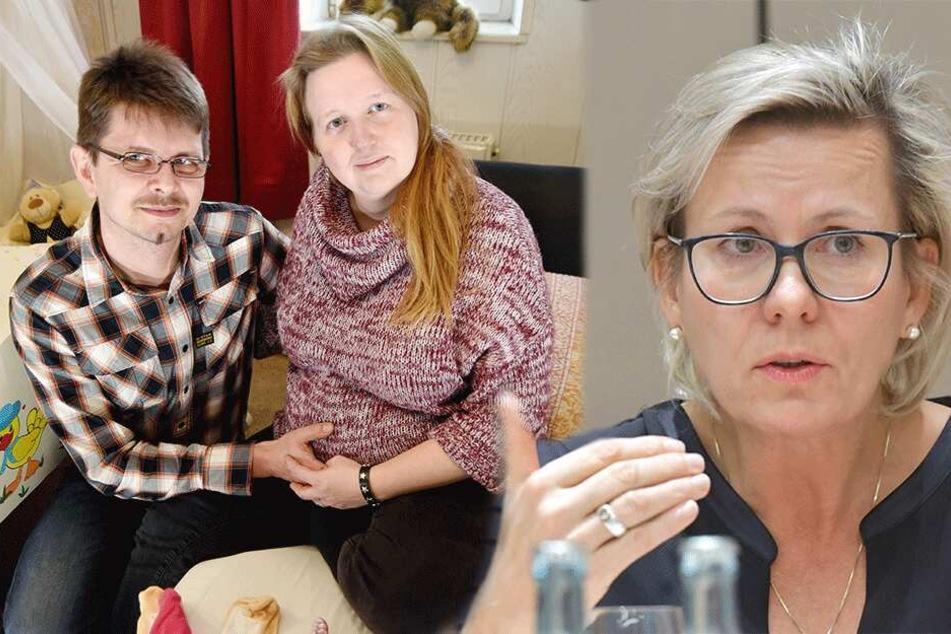 Schwangere ohne Hebamme: Ministerin hofft für werdende Mutti