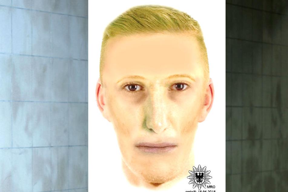 Dieser Mann soll eine 19-Jährige in Guben attackiert haben.