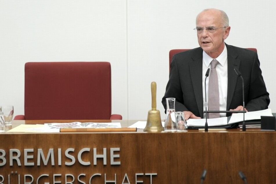 Hamburg: Es war Krebs: Bremens Parlaments-Präsident Christian Weber (†72) ist tot