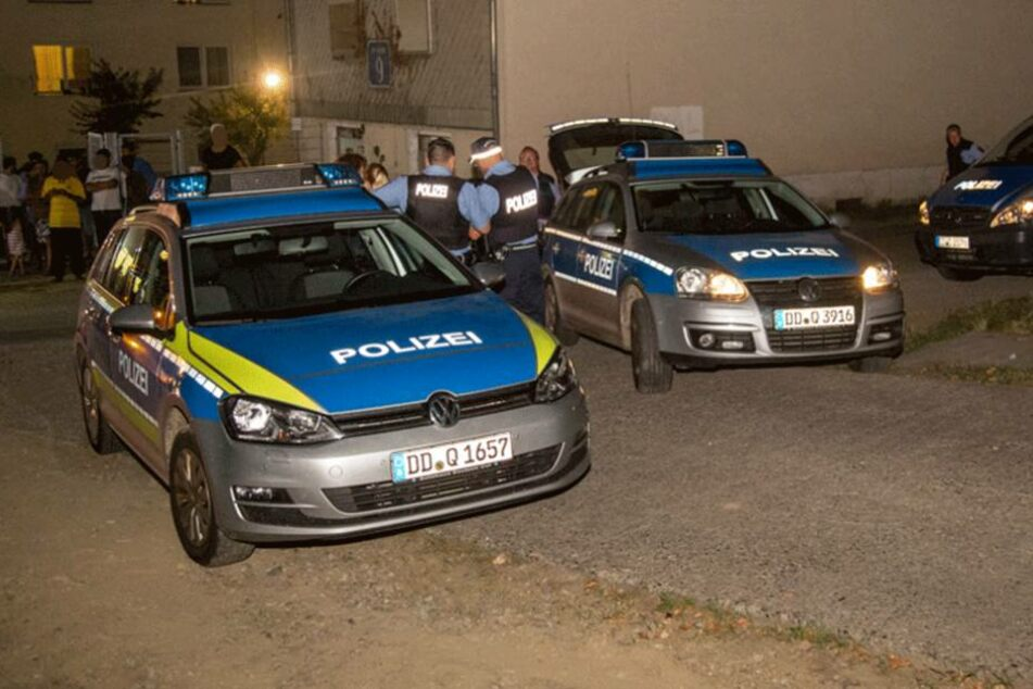 In Neukirch wurde ein Iraker (23) an Brust und Rücken verletzt. Die Polizei sucht für die Tat Zeugen.