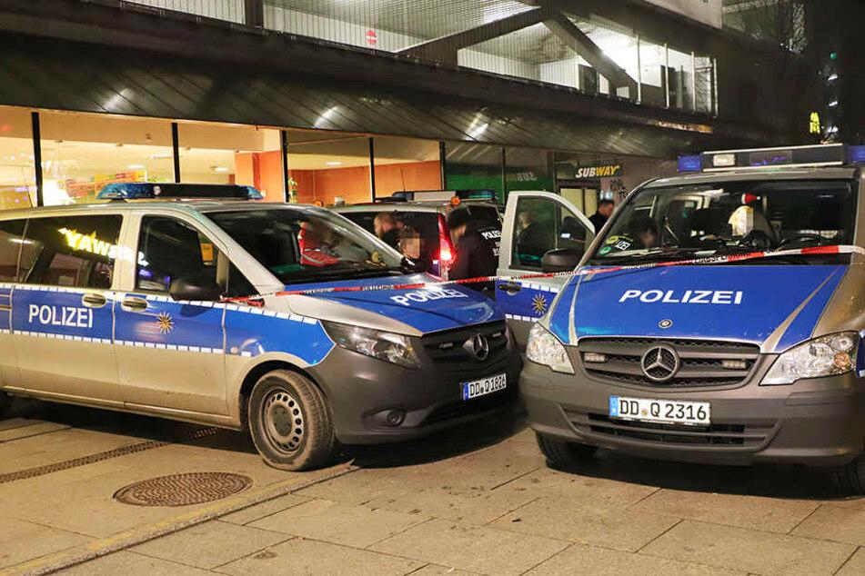 Die Polizei führte die Komplexkontrolle im Zentrum, auf dem Sonnenberg und im südlichen und westlichen Chemnitz durch. (Archivbild)